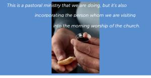 Eucharistic Visitation