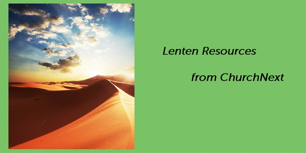 Lenten Resources