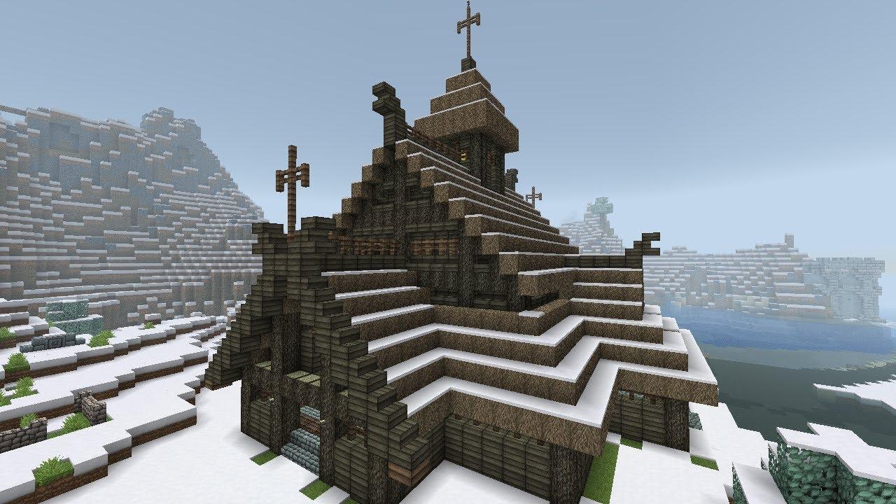 minecraft-church