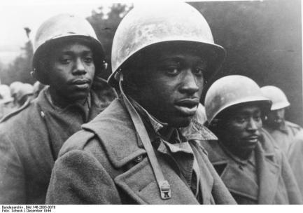 Ardennenoffensive, US-Gefangene