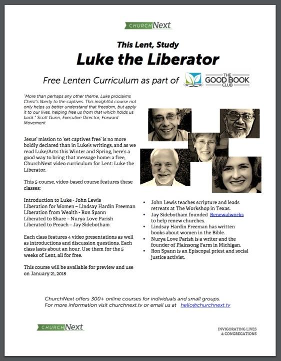 Luke Liberator