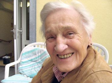 nice old lady